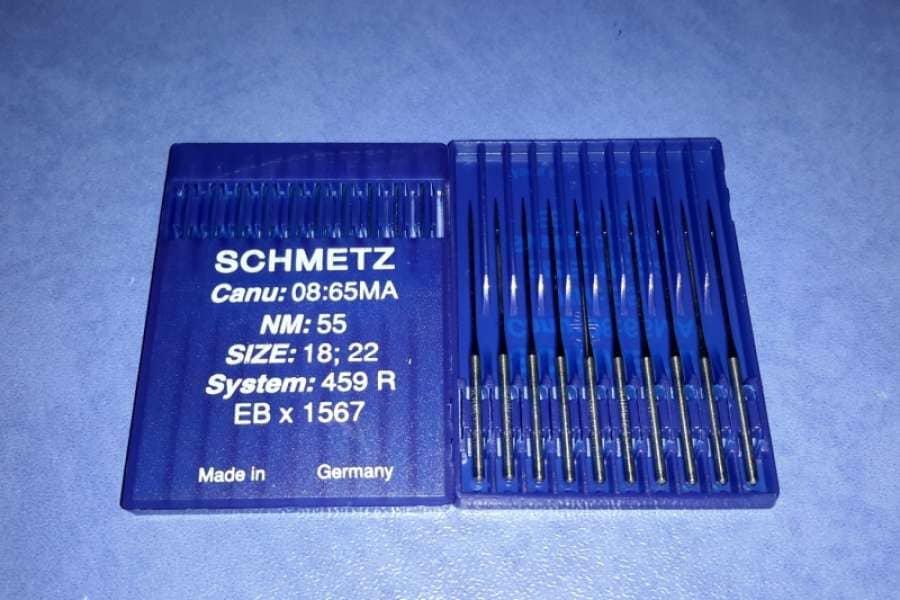 Иглы скорняжные SCHMETZ (Шметц) NM 55