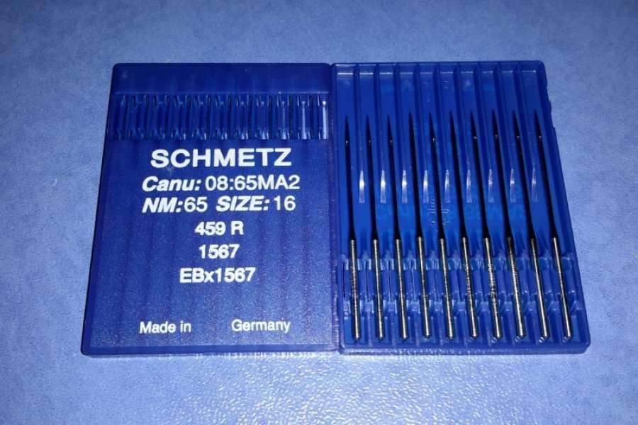 Иглы скорняжные SCHMETZ (Шметц) NM 65