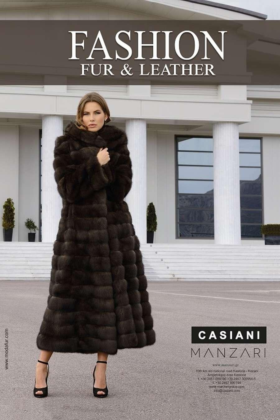 Журнал FASHION Fur&Leather, №4