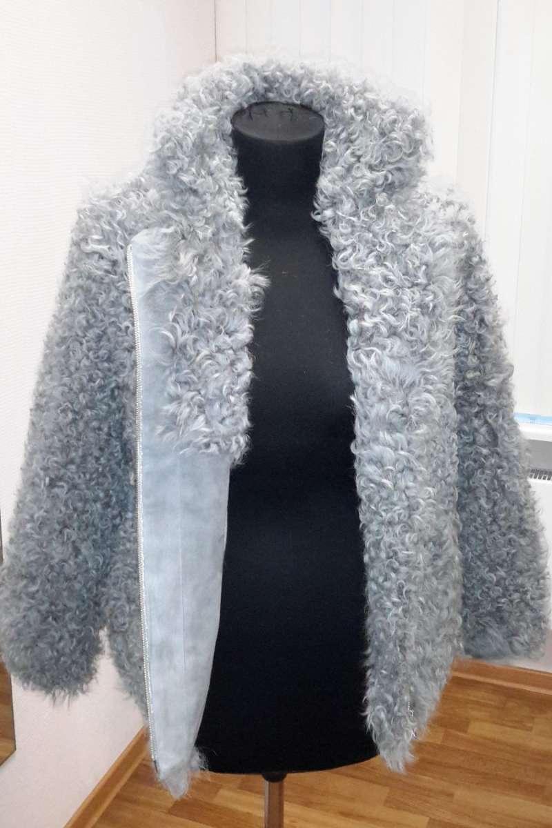 Куртка из козлика