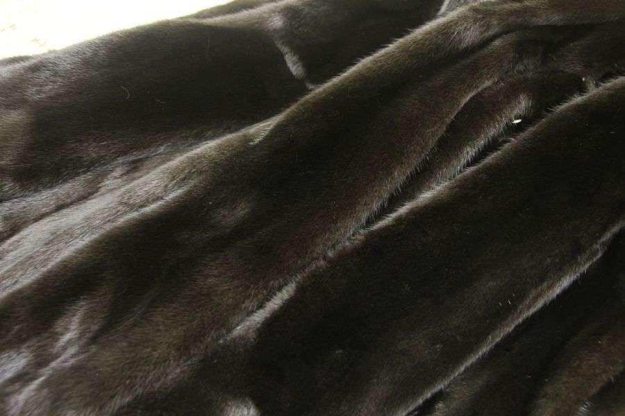 Черная норка сканблэк, самцы