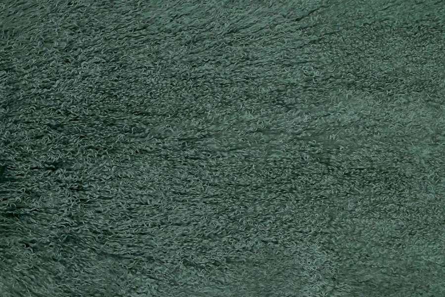 Меховые пластины лама цвет зелень
