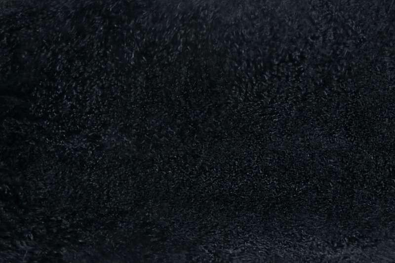 Меховые пластины из ламы Меховые пластины лама цвет черный