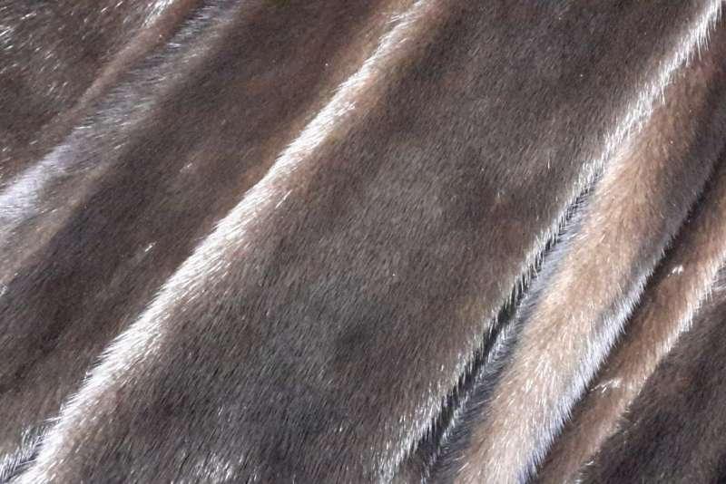 Норка натуральная Норка темно-коричневая (dark brown)