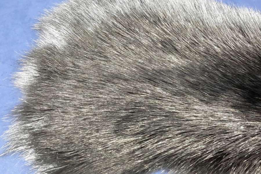 Соболь с металлизацией Соболь с напылением под серебро